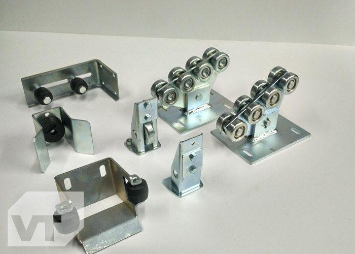Выгодная цена! 7500 руб. комплект комплектующих для ворот (6м до 450 кг 71/70х60х3.5мм). Отгрузка в