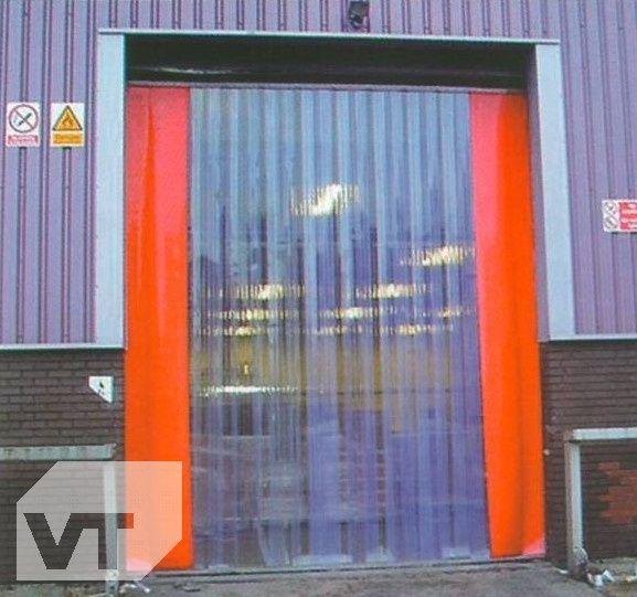 В продаже: Плёночная прозрачная/непрозрачная завеса пвх