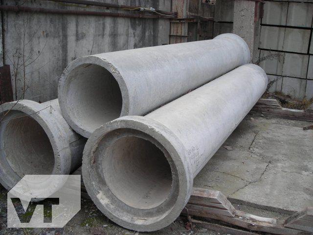 Трубы железобетонные раструбные безнапорные армированные ГОСТ6482-2011