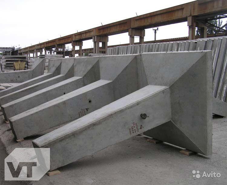 Фундаменты под унифицированные металлические опоры