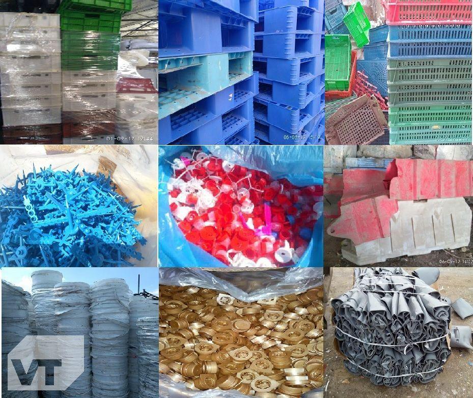 Производственная компания  закупает отходы полипропилена (ПП). В ломанном , дробленном, прессованном